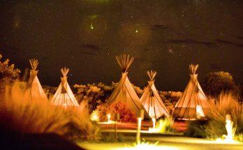 Glamping op Ibiza!