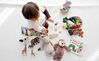 Je kind laten leren door te spelen